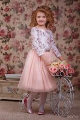 """Нарядное платье """"Сильвия""""."""