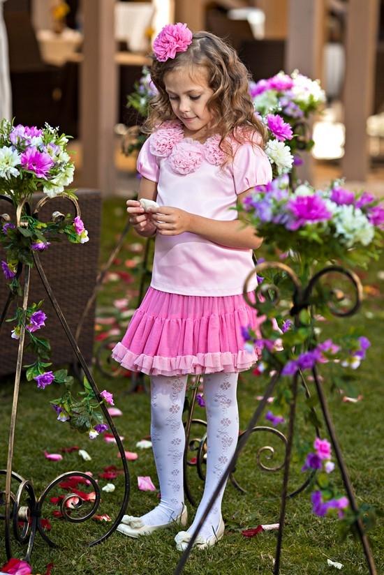 Пышные юбки для девочки