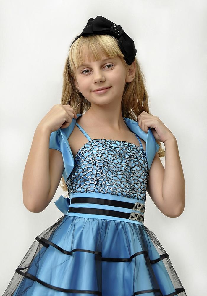 Болеро для бального платья девочке