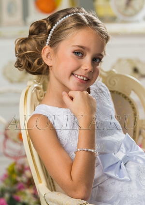 """Браслет """"Змейка"""".Изящный браслетик для девочек, выполнен из бусинок и страз. Представлен в нескольких цветах."""