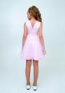 """Нарядное платье """"Елена"""" розовый цвет."""