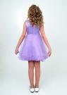 """Нарядное платье """"Елена"""" цвет сиреневый."""