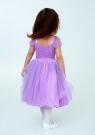 """Нарядное платье """"Лина"""" цвет сиреневый."""