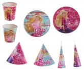 "Набор для праздника ""Барби"" 24 предмета."