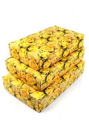 """Подарочная коробка прямоугольная """"Цветочное сияние"""".Голографическая коробка, красивого цвета. Подарочная коробкаидеальна для упаковки подарка. На выбор представлены несколько размеров."""