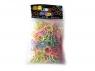 Резиночки для плетения разноцветные 600 шт.