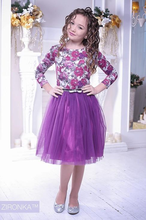 Платья нарядные для девочек в самаре