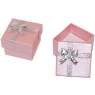 Квадратная коробка под кольцо, подвеску, часы.