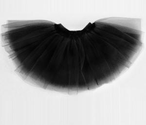 Пышная юбочка туту черного цвета. Юбку tutu можно носить на занятия танцами, праздники, выступления и фотосессии! Надев данную юбочку на занятия танцами, ваша малышка будет чувствовать себя балериной. Также юбочка подходит для самых маленьких модниц. Материал юбки мягкий и воздушный.Юбка пышная из 2-х и 3-х слоев фатина.