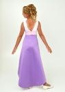 """Элегантное платье """"Симона"""" сиреневый цвета."""