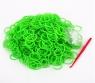 Резиночки для плетения однотонные 600 шт.