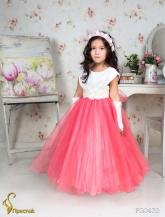 """Бальное платье """"Лирина"""" с пышной юбкой."""